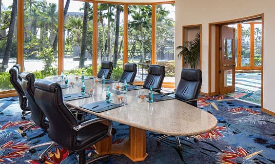 Water's Edge Boardroom