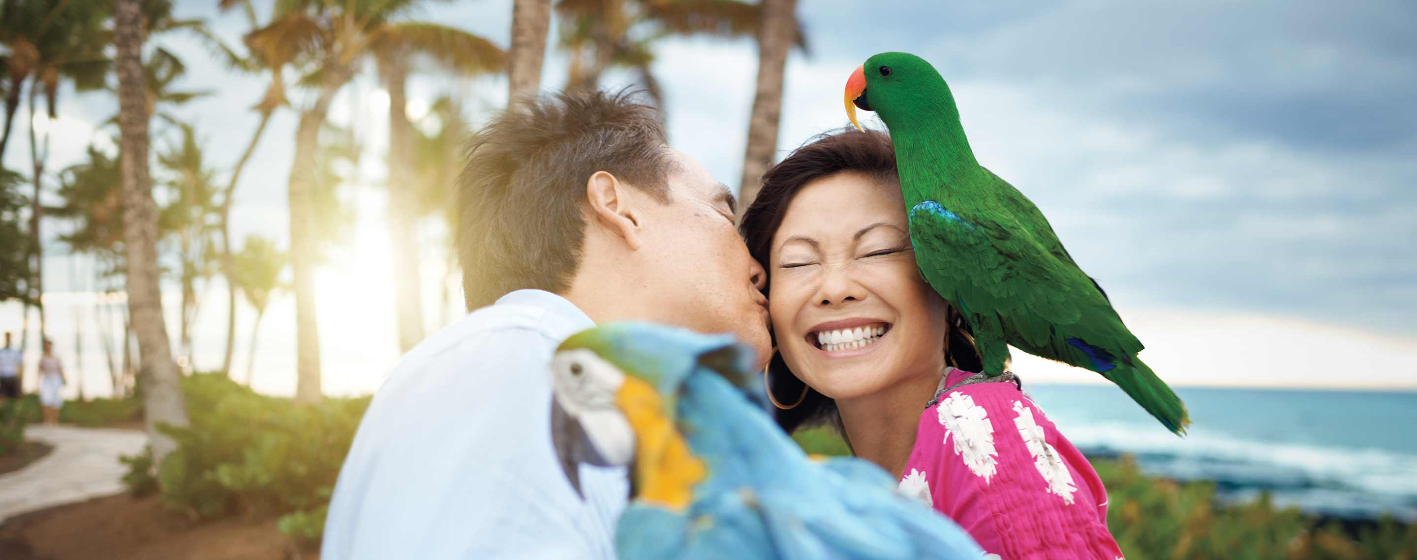 Explore local sites at you home away from home, Hilton Waikoloa Village