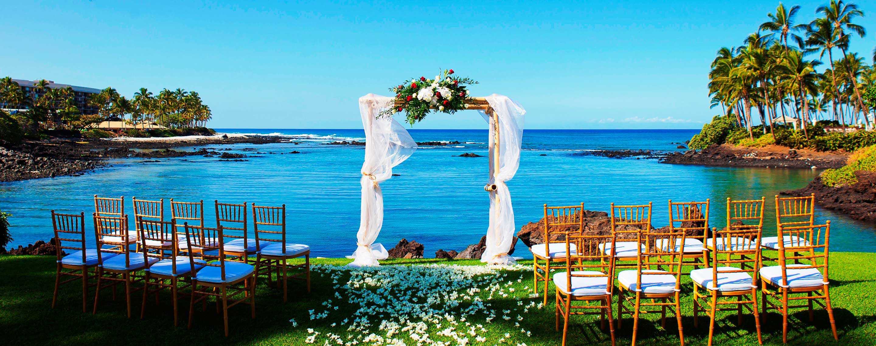 Hawaii wedding packages at hilton waikoloa village junglespirit Images