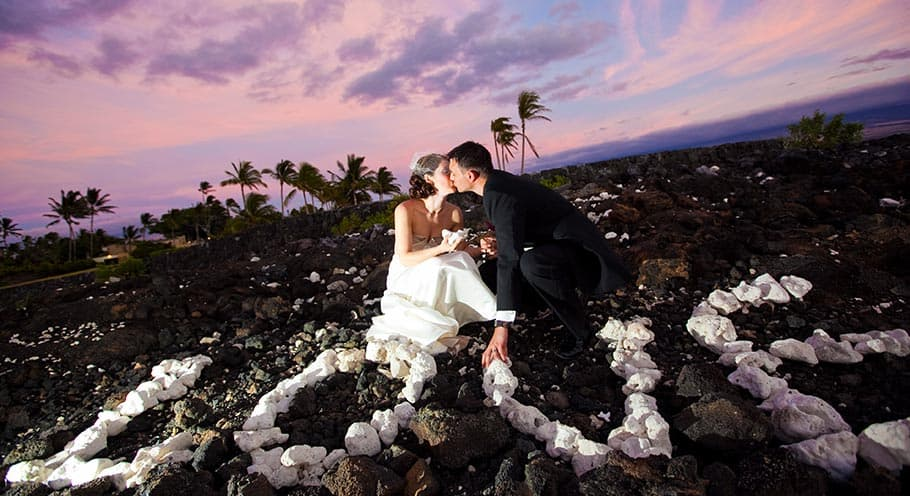 Waikoloa Villiage Perfect Weddings