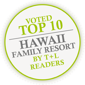Travel and Leisure Top 10 Best Family Resort Hawaii
