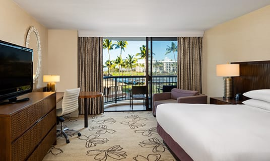 MAKAI Ocean Front - One King Bed