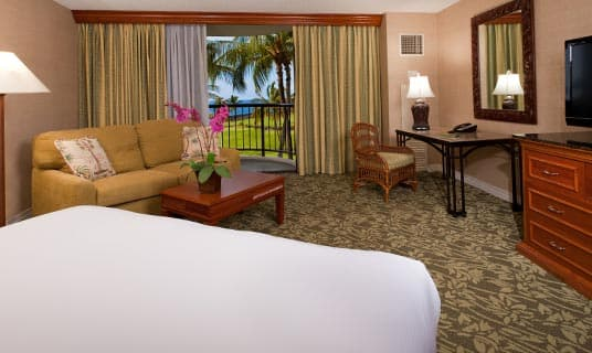 Ocean View Room interior